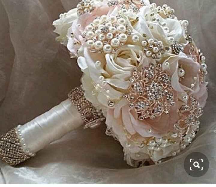 Bouquet matrimonio Romantico - 2