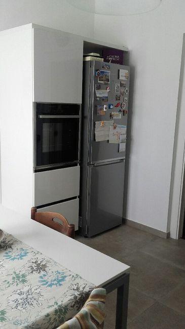 Cucina scavolini modello liberamente 3