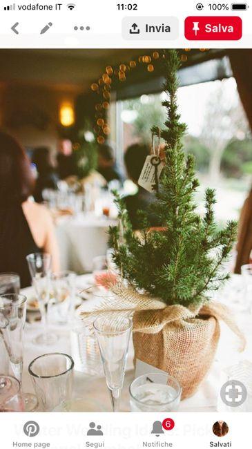 Bomboniera matrimonio natalizio - 1