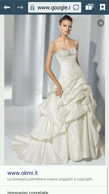 c71643690fe6 Com è il vostro abito da sposa  condividiamo la foto  - Pagina 2 ...