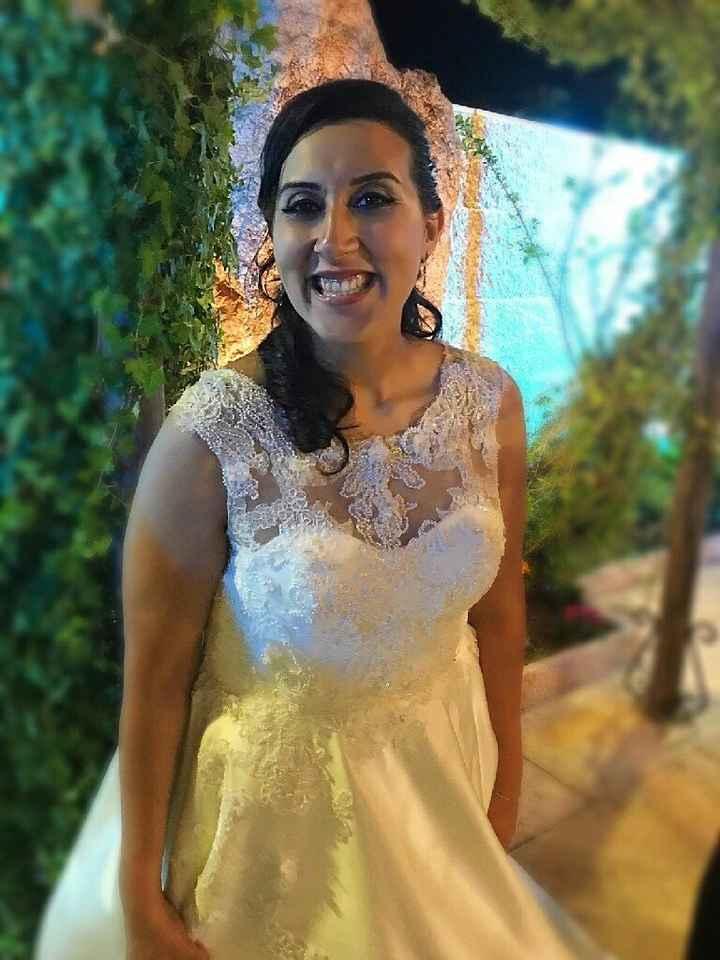 My wedding day - 5