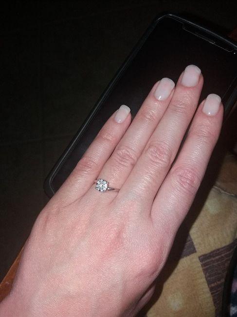 Anello fidanzamento Tiffany 7