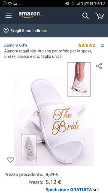 Dove comprare le ciabatte sposa 3