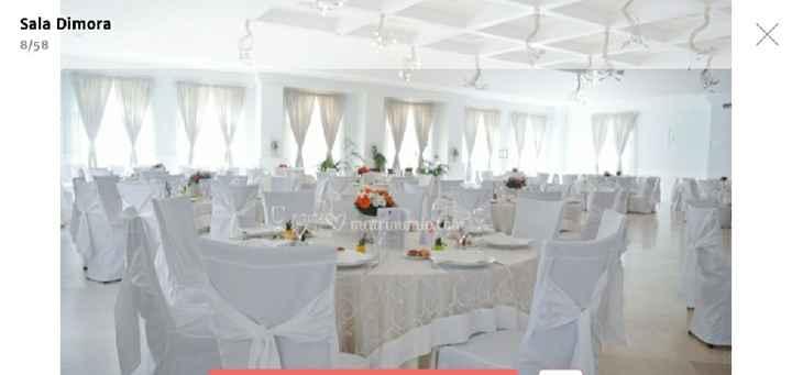 Spose pugliesi: in quale sala celebrerete il ricevimento? - 1