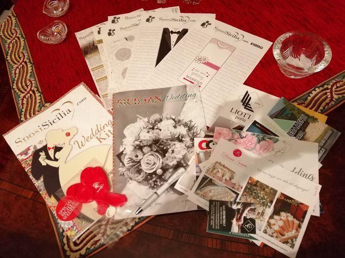 Sicilian wedding kit - 1