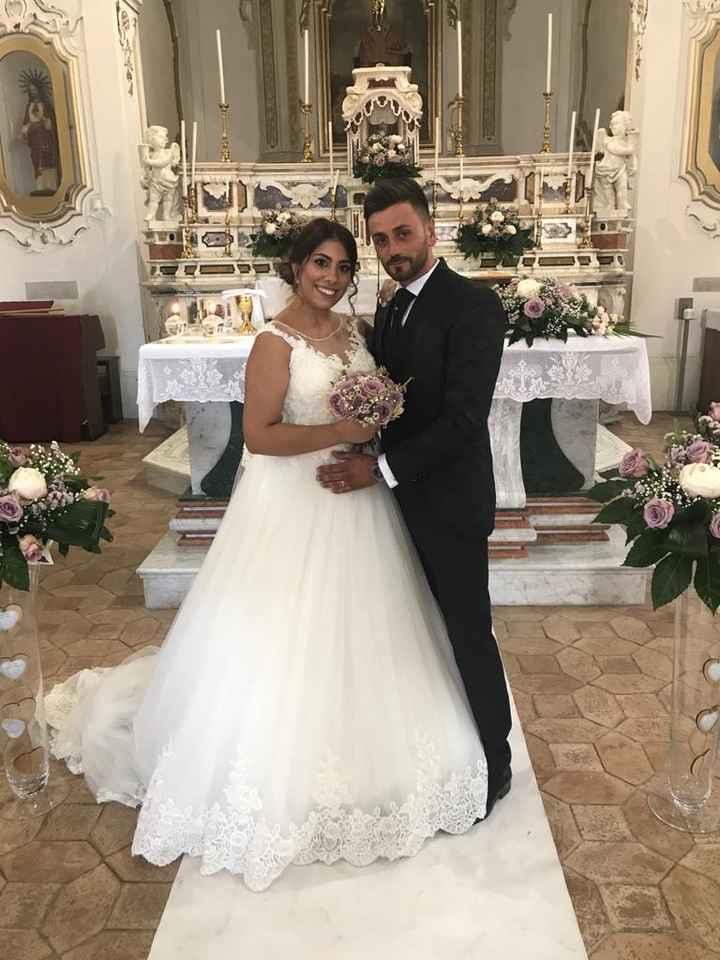 Finalmente sposati 🥰 10/08/2021 - 1