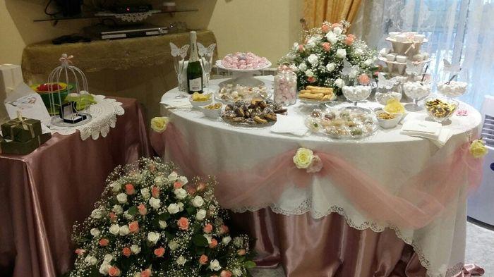 Ricevimento dei regali in casa della sposa fai da me - Allestimento casa della sposa ...