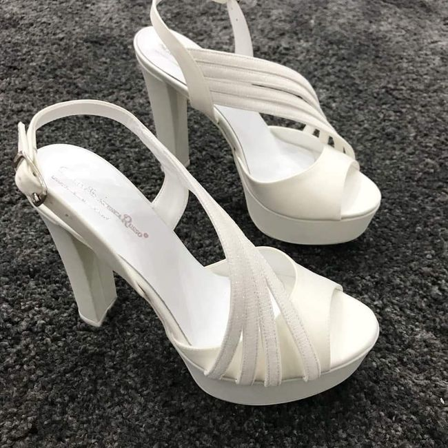 Scarpe arrivate!!😍 Che scarpe avete scelto future sposine? - 1