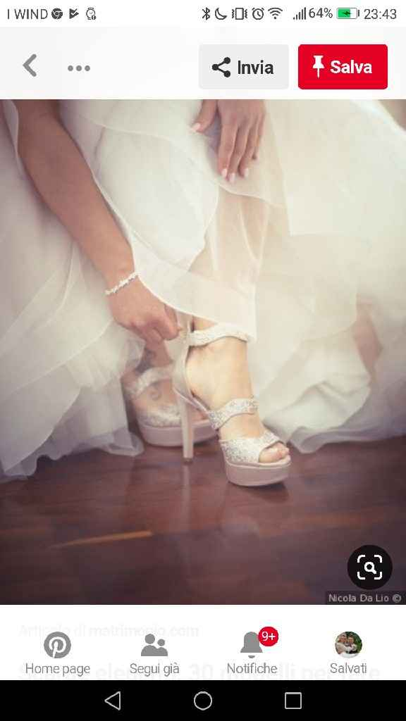 Sandali sposa - 1