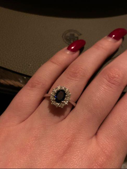 Che tipo di anello hai ricevuto alla proposta? 3