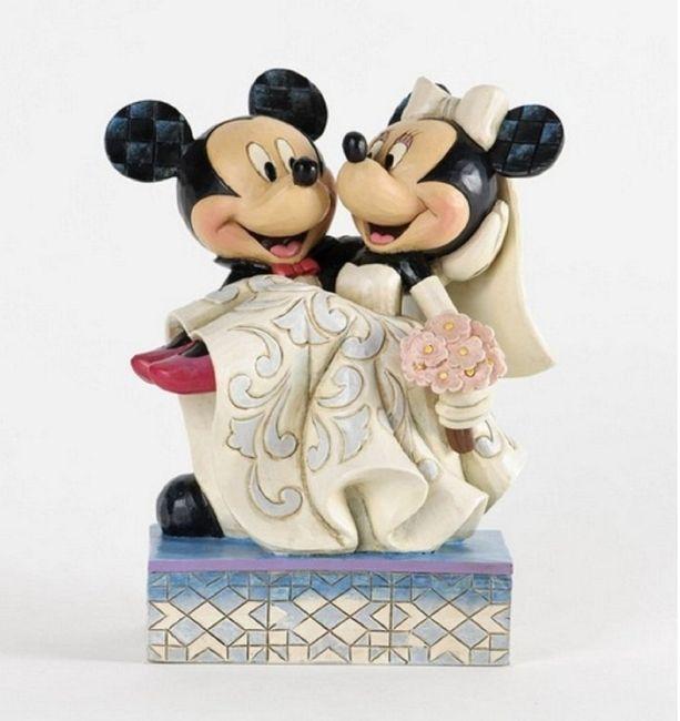 Bomboniere Disney Matrimonio.Il Nostro Cake Topper Disney Organizzazione Matrimonio Forum