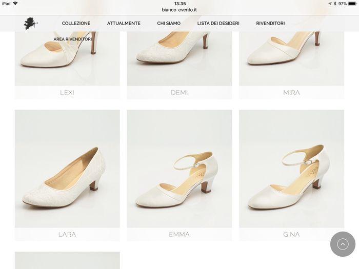 Chi si è sposata con scarpe/sandali bassi?? 4