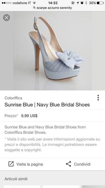 Matrimonio Azzurro Serenity : Cercasi scarpe azzurro serenity moda nozze forum