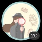 Nerd (20). Ti piace curiosare in tutti gli articoli e sbirciare tutte le nostre idee e consigli. Ti sei guadagnata questa medaglia perché hai già commentato 20 articoli.