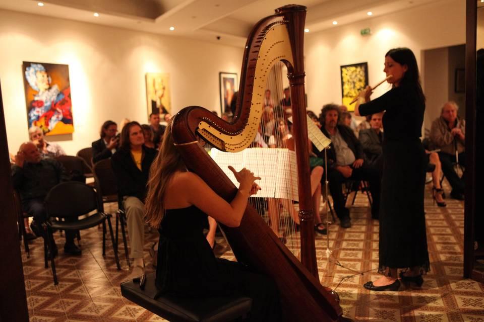 Flauto e Arpa duo