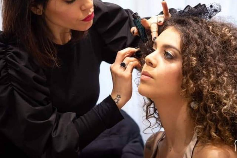 Daria Consolidani - Bridal Look Maker