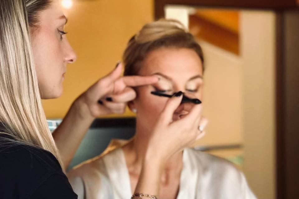 Make Up by Veronika V.