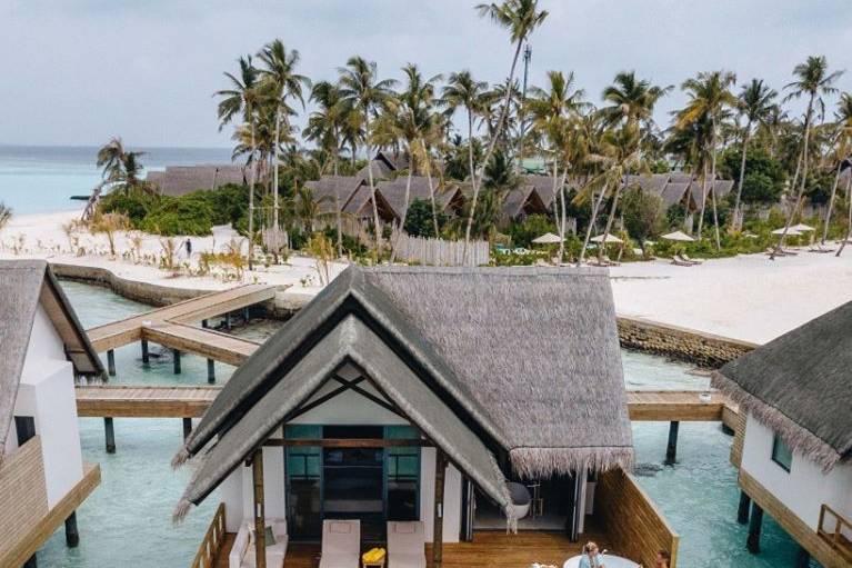 Viaggio luxury Maldive
