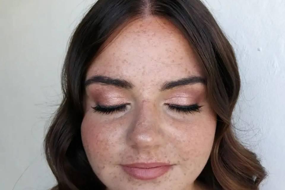 Make up rosato