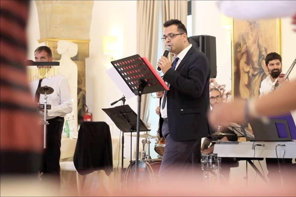 Massimo Giancola Wedding Band