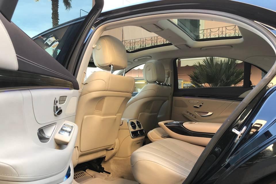 Interni Mercedes Classe S