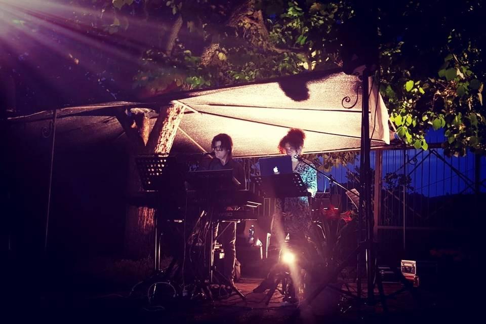 Oveyland Live Music Duo