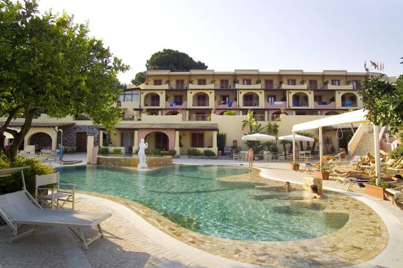 Tritone - Lipari Wedding Hotels