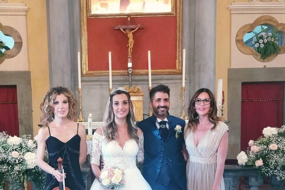 Ceclilia Cappelli - Musica in Chiesa