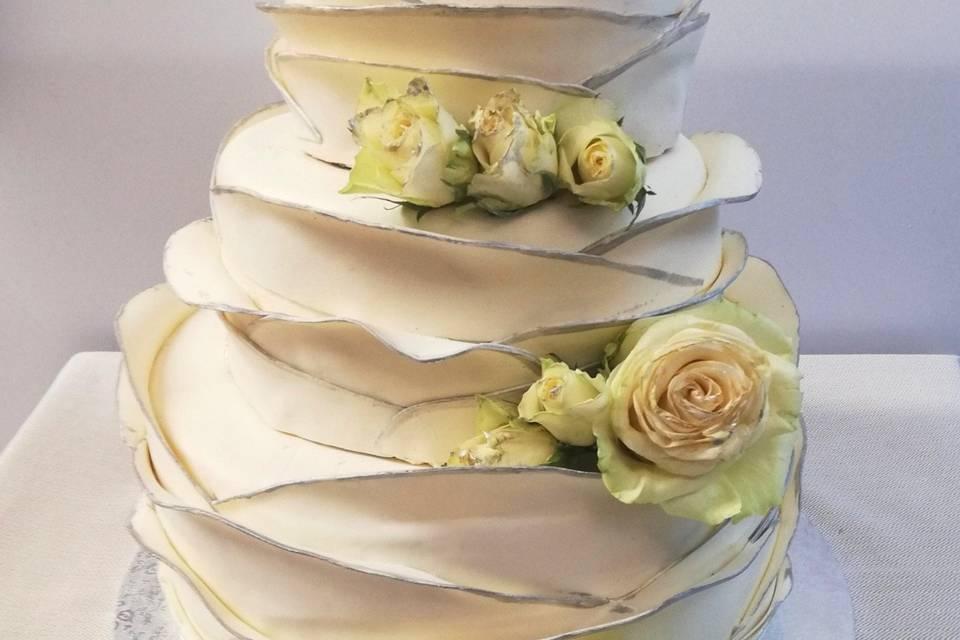 Torta petali