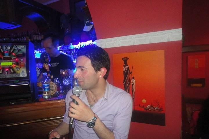 Serata di Karaoke