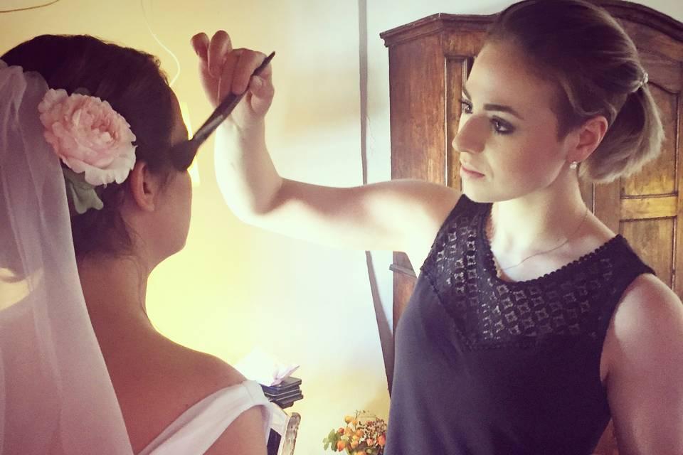 Giulia Papke Make-Up Artist