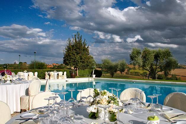 Borgo Tre Rose Wedding