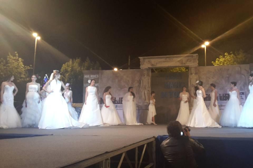 Sfilate alta moda sposa