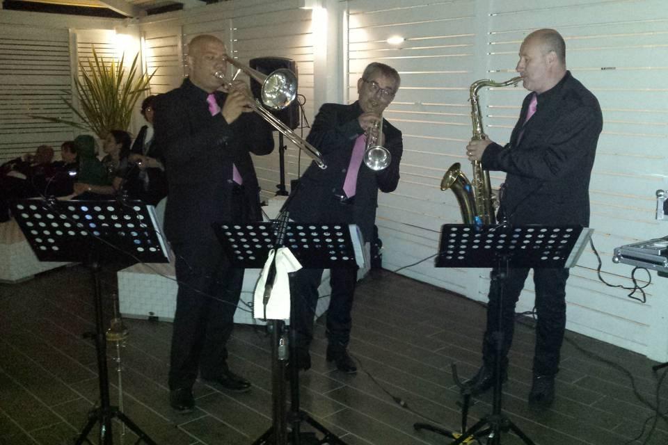 Trio Brass