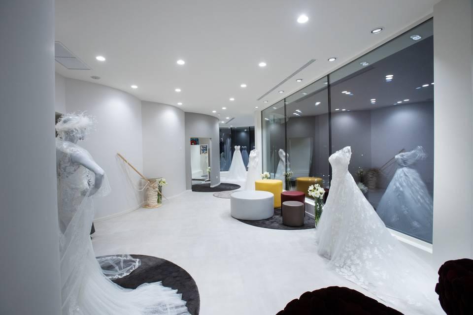Grazia Di Bella Showroom