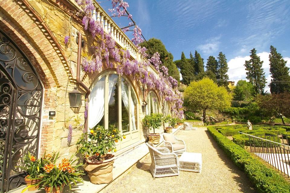Villa Medicea Florence