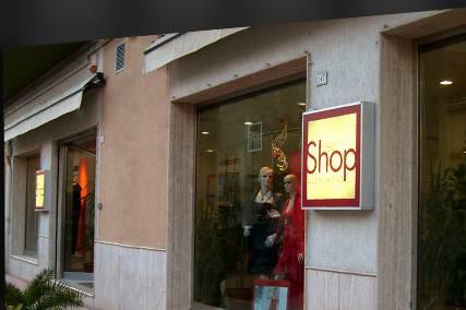 New Shop 2001