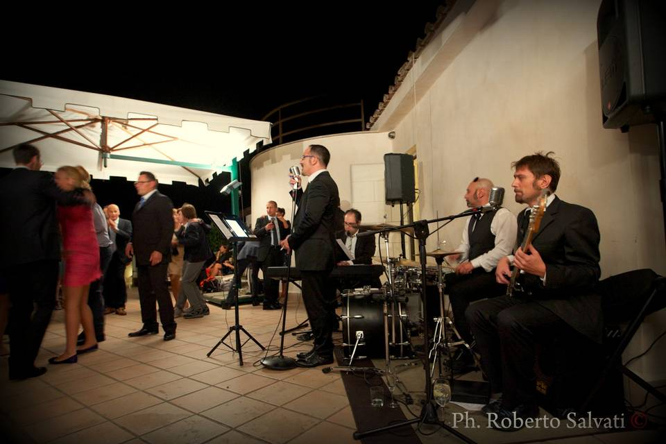 The Triviani Swing Band
