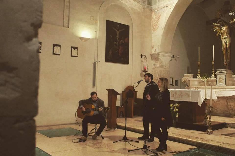 Acustìca Trio Wedding