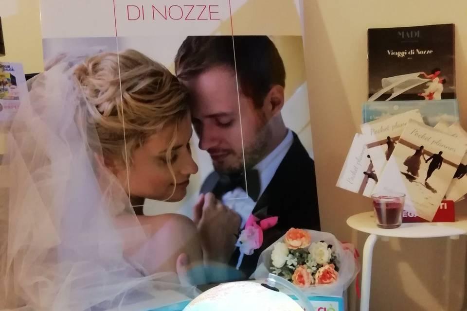 Vetrina honeymoon