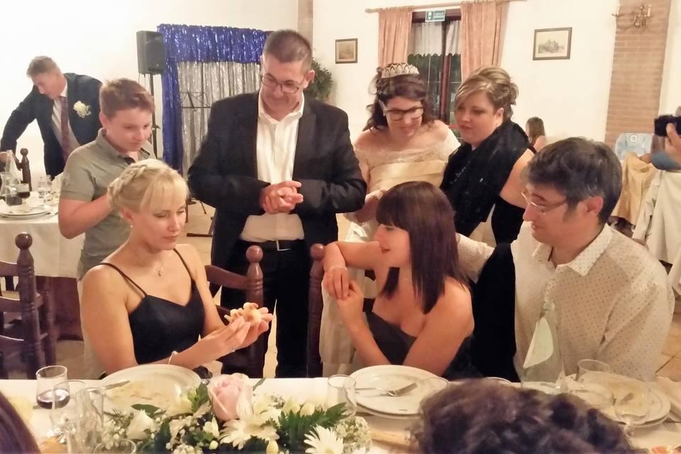 Wedding Table Magic