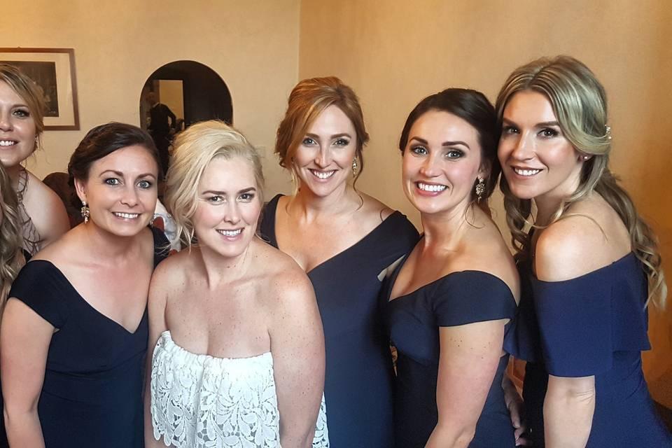 AC Beauty Bridal Team