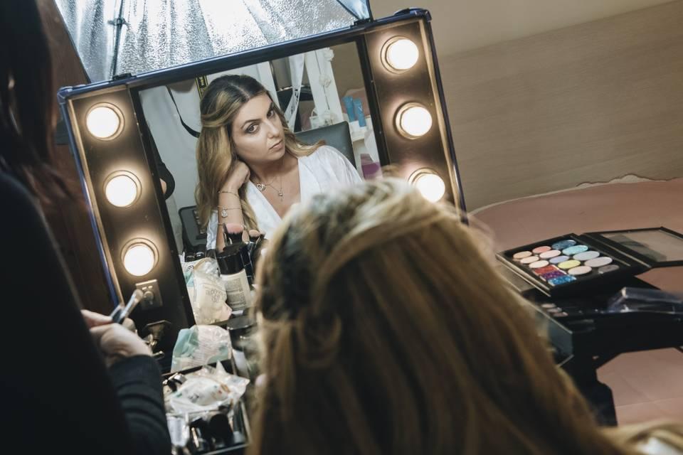 Silvia Mari Make up Artist
