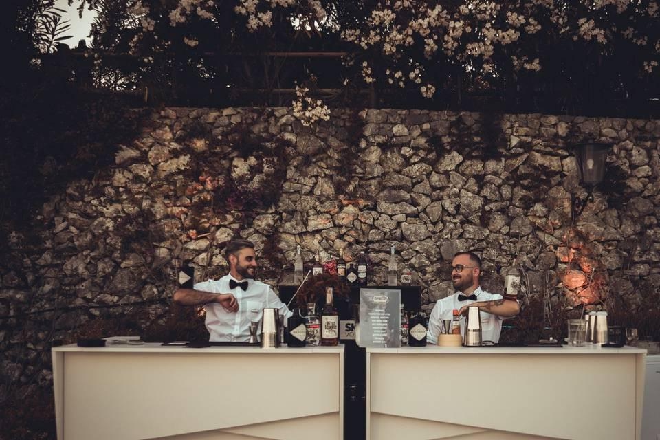 Bartenders Bar Catering