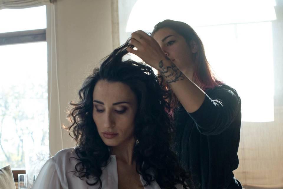 Erika Feliziani Make-up Artist