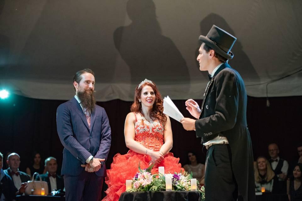 Matrimonio al Circo