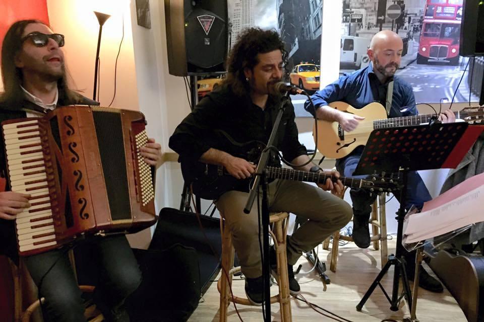 Napulè Jazz Trio