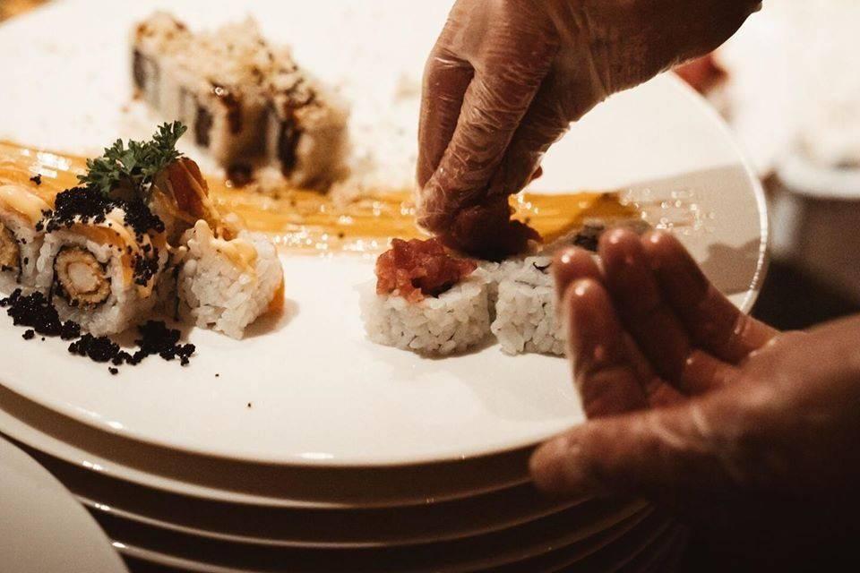 Avocado Sushi Catering