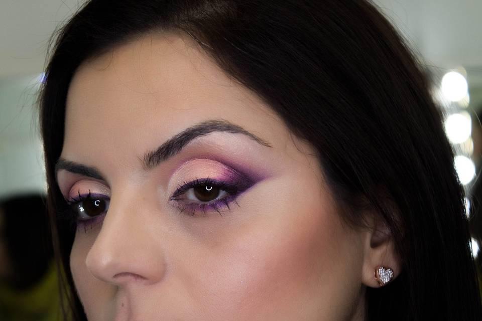 Annalisa Tamigi Makeup