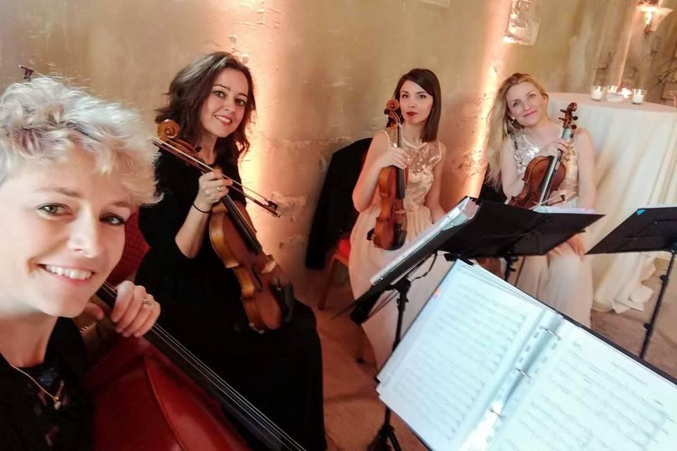 Pleiadi String Quartet